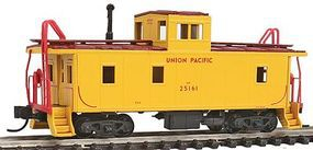 Intermountain Centralia Car Shops CA-3/CA-4 Caboose Union Pacific N Scale Model Train Freight Car #6066