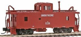 Intermountain Centralia Car Shops CA-3/CA-4 Caboose Union Pacific N Scale Model Train Freight Car #6069