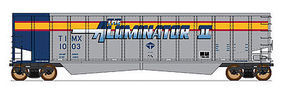 Intermountain Trinity Coal Gondola Demo TIMX N Scale Model Train Freight Car #6402001