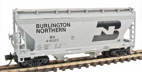 Intermountain ACF cf 2-Bay Hopper BN - N-Scale