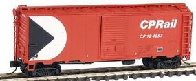 Intermountain Modified AAR 40 Boxcar Canadian Pacific N Scale Model Train Freight Car #66807