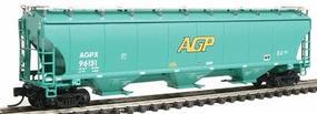 Intermountain Trinity 5161 Cubic Foot Covered Hopper AGP N Scale Model Train Freight Car #67210