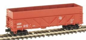Intermountain Extnd Side Gon RTR MILW - N-Scale