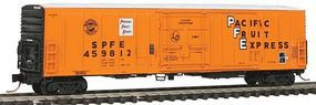 Intermountain R-70-20 Mechanical Reefer Pacific Fruit Express SPFE N Scale Model Train Freight Car #68813