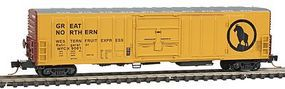 Intermountain R-70-20 Reefer GN/WFEX - N-Scale