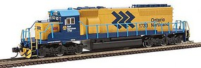 Intermountain SD40-2 DCC w/Snd ONT - N-Scale