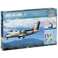 Italeri ATR 42-500 Plastic Model Airplane Kit 1/144 Scale #1801s