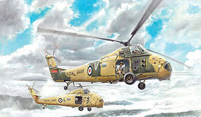 Italeri Wessex HAS.1/31A Plastic Model Helicopter Kit 1/48 Scale #2744s