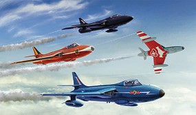 Italeri Hawker Hunter F Mk. 6/9 Plastic Model Airplane Kit 1/48 Scale #2772s