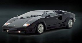 Italeri Lamborghini Countach 25th Anniversary Plastic Model Car Kit 1/24 Scale #3684s