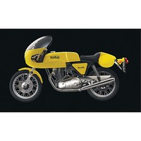 Italeri Norton Commando PR 750cc Plastic Model Motorcycle Kit 1/9 Scale #4640s