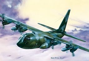 Italeri C-130 Hercules Plastic Model Airplane Kit 1/72 Scale #550015
