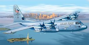 Italeri C130J Hercules Aircraft Plastic Model Airplane Kit 1/72 Scale #551255