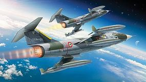 Italeri F104G/S Starfighter Aircraft Plastic Model Airplane Kit 1/32 Scale #552502