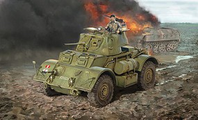 Italeri Staghound Mk I Armored Car -35