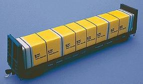 Jeager Product load Johns-Manvle - HO-Scale
