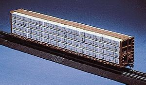 Jaeger HO Products 72' Lmbr Pak Clrwtr/Idpn - HO-Scale