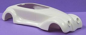 JimmyFlintstone Prowler Custom Roadster Body for AMT Resin Model Vehicle Accessory 1/25 Scale #nb110