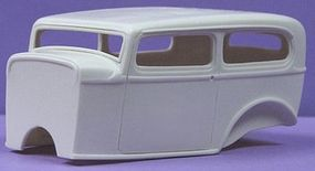 JimmyFlintstone 1932 Ford Sedan Chopped Rat Rod Body for Revell Resin Model Vehicle Accessory 1/25 #nb152