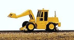 JL Swingmaster with Loading Bucket Kit Model Railroad Vehicle N Scale #2051