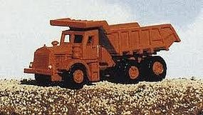 JL Euclid Mine/Dump Truck Metal Kit Model Railroad Vehicle N Scale #2111