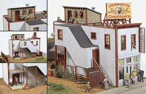 JL D.C. Cochran Confectionery Model Railroad Building HO Scale #471