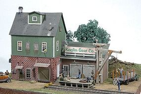 JL Koglin Gear Company Model Railroad Building HO Scale #561