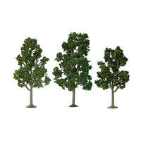 JTT Sycamore Trees N Scale Model Railroad Tree #92101