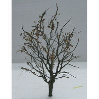 JTT Tree w/Dry Foliage (Late Fall) HO Scale Model Railroad Tree #92322