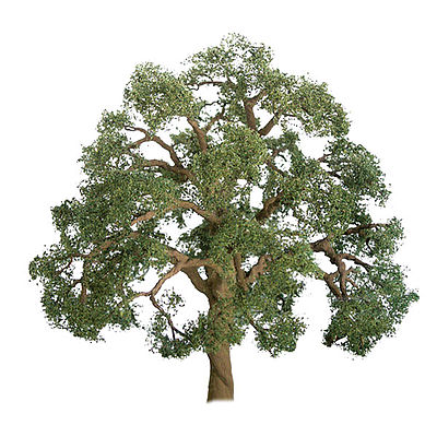 JTT Miniature Tree Live Oak Trees -- HO Scale Model Railroad Tree -- #94350
