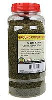 JTT Coarse Turf Earth Model Railroad Ground Cover #95115