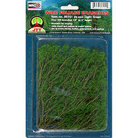 JTT Foliage Branches Light Green HO Scale Model Railroad Tree #95518
