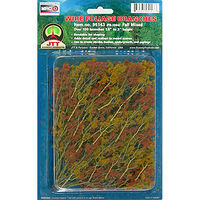 JTT Foliage Braches Mixed Fall HO Scale Model Railroad Tree #95521