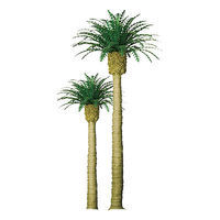 JTT Phoenix Palm Tree O Scale Model Railroad Tree #96045