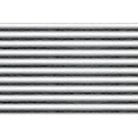 JTT Patterned Plastic Corrugated Metal Siding HO Scale Model Railroad Building Accessory #97402