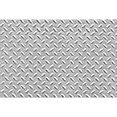 JTT Miniature Tree Patterned Plastic Diamond Metal Plate -- HO Scale Model Railroad Building Accessory  sc 1 st  Hobbylinc.com & Patterned Plastic Diamond Metal Plate HO Scale Model Railroad ...