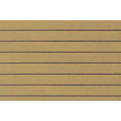 JTT Miniature Tree Sheet Clapboard Siding (2) -- G Scale Model Railroad Building Accessory -- #97461
