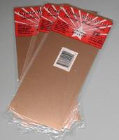 K-S (bulk of 3) Sheet copper .025 4 X 10