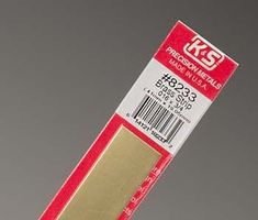 K-S Brass Strip .016 x 3/4