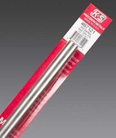 K-S 7/16x12 Round Stainless Steel Tube .025 Wall (1)