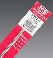 K-S 1/16x12 Round Stainless Steel Rod (2)