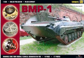 Kagero Topshots- BMP1 Infantry Fighting Vehicle