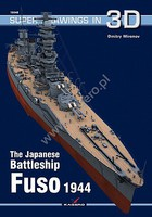 Kagero Super Drawings 3D- Japanese Battleship Fuso 1944
