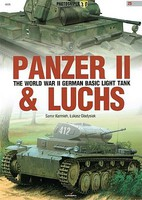 Kagero Photosniper 3D- Panzer II The World War II German Basic Light