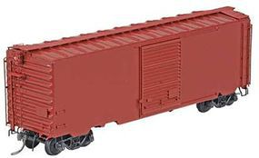 Kadee Undecorated 40 Boxcar Post 1954 Standard Couplers HO Scale Model Train Freight Car #5199