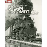 Kalmbach Steam Locomotives Model Railroad Book #01302