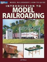 Kalmbach Introduction To Model Railroading Model Railroad Book #12447