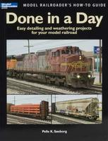 Kalmbach Done In A Day Model Railroad Book #12458