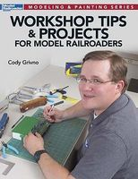 Kalmbach Workshop Tips/Projects for Model Railroaders Model Railroad Book #12475