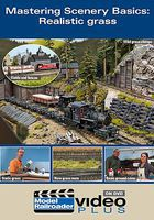 Kalmbach Mastering Scenery Basics DVD Model Railroading DVD #15322